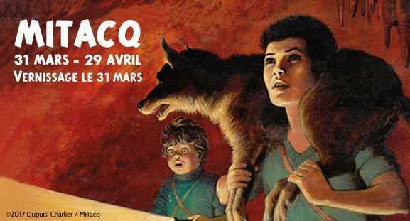 Hommage à MiTacq chez Maghen jusqu'au 29 avril