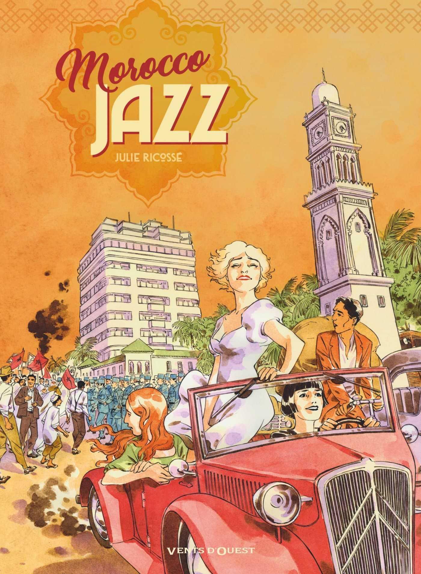 Morocco Jazz, la fin d'une époque
