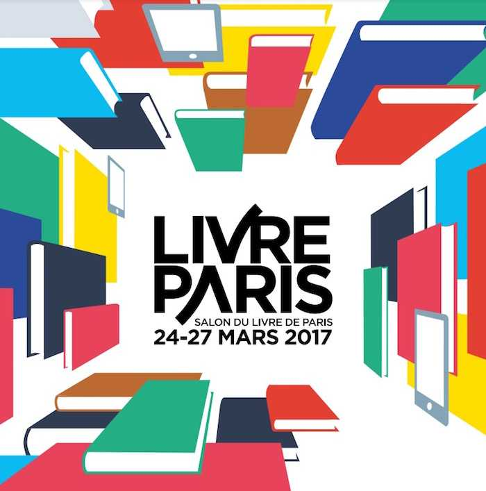 Salon du livre de paris une dition 2017 repens e du 24 for Salon de paris 2017