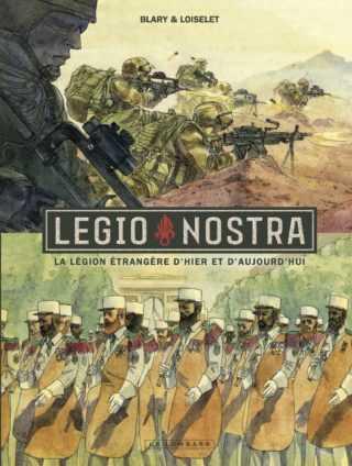 Hervé Loiselet avec Legio Nostra, Français par le sang versé