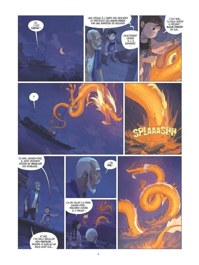 yin et le dragon tome 2 le retour du dieu noir. Black Bedroom Furniture Sets. Home Design Ideas