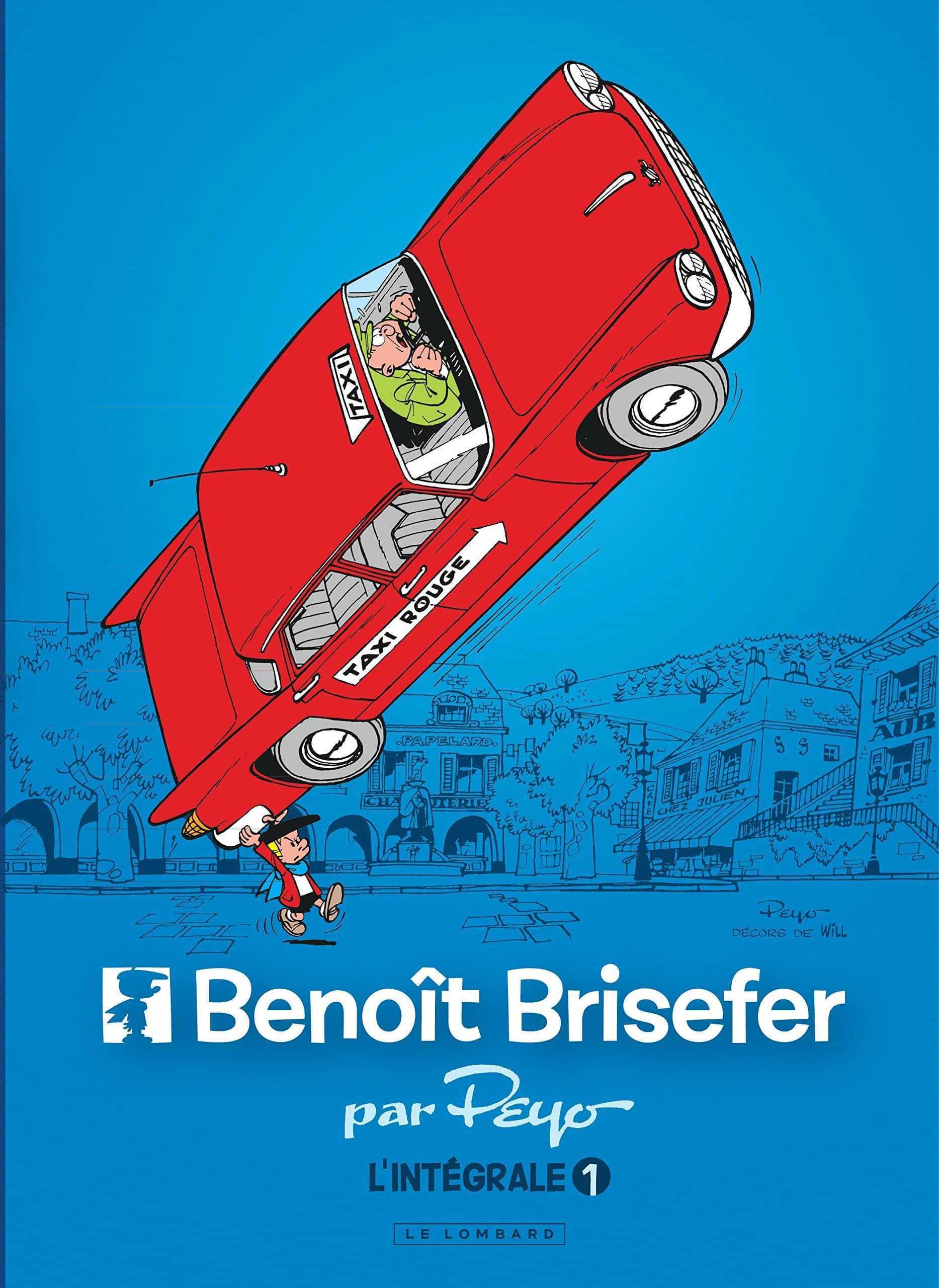 Benoît Brisefer, le retour d'un petit héros atypique
