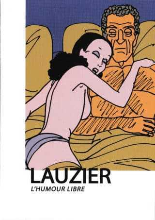 Lauzier chez Huberty & Breyne Gallery à Paris du 5 mai au 3 juin