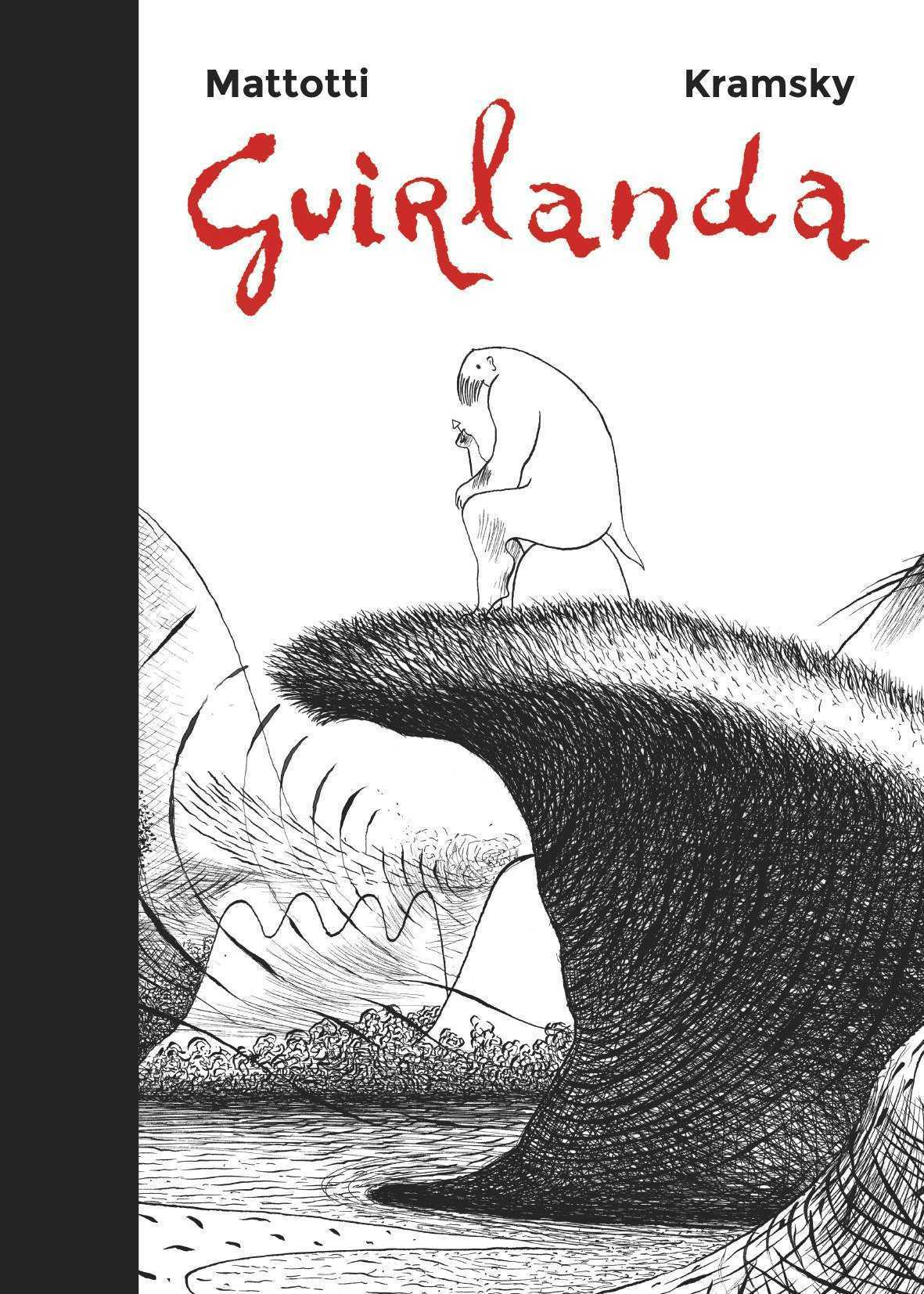 """Lorenzo Mattotti : """"Avec Guirlanda, j'ai retrouvé légèreté, poésie et plaisir"""""""