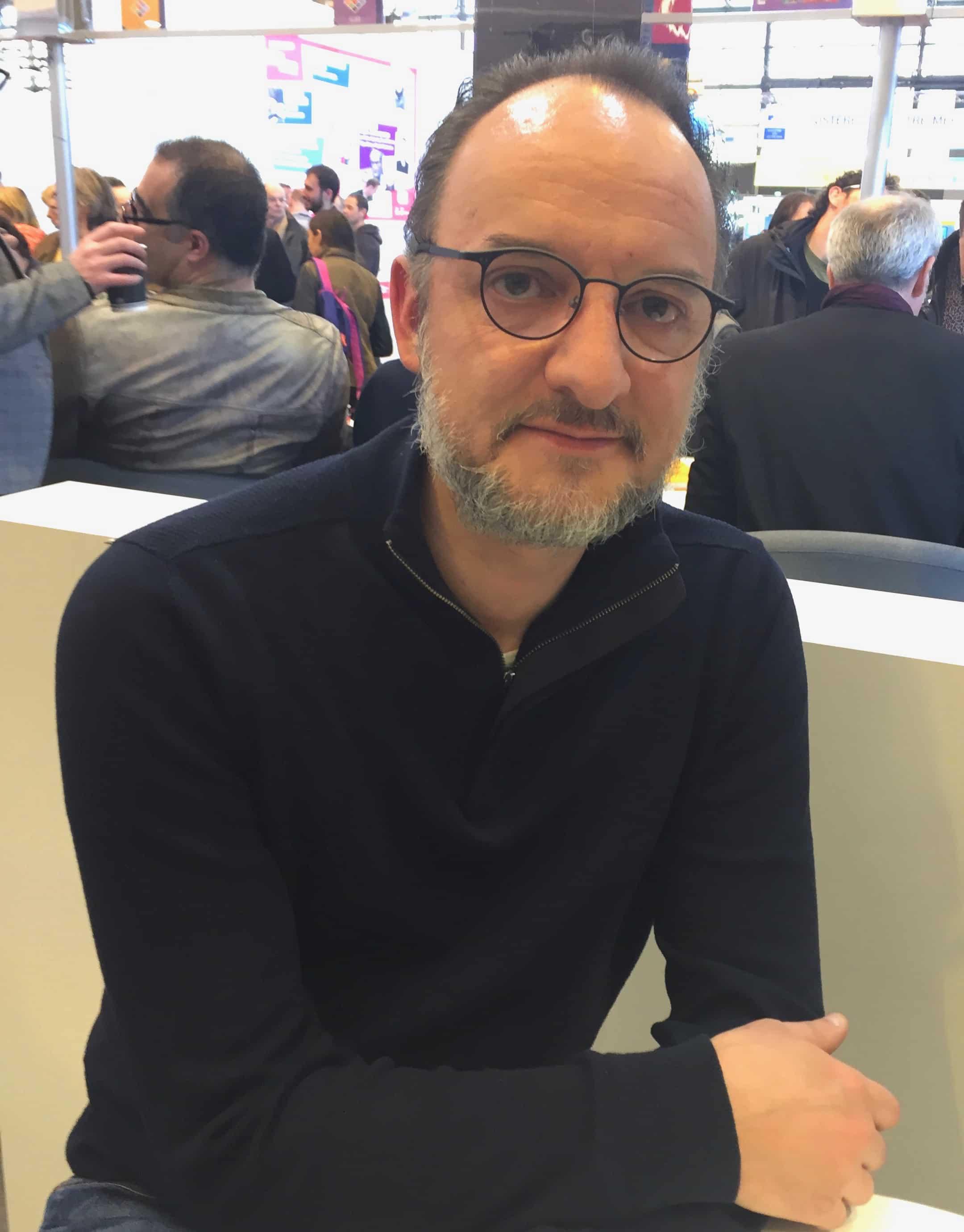 """Interview Sylvain Vallée : """"dans Katanga, la caricature renforce le ressenti"""""""
