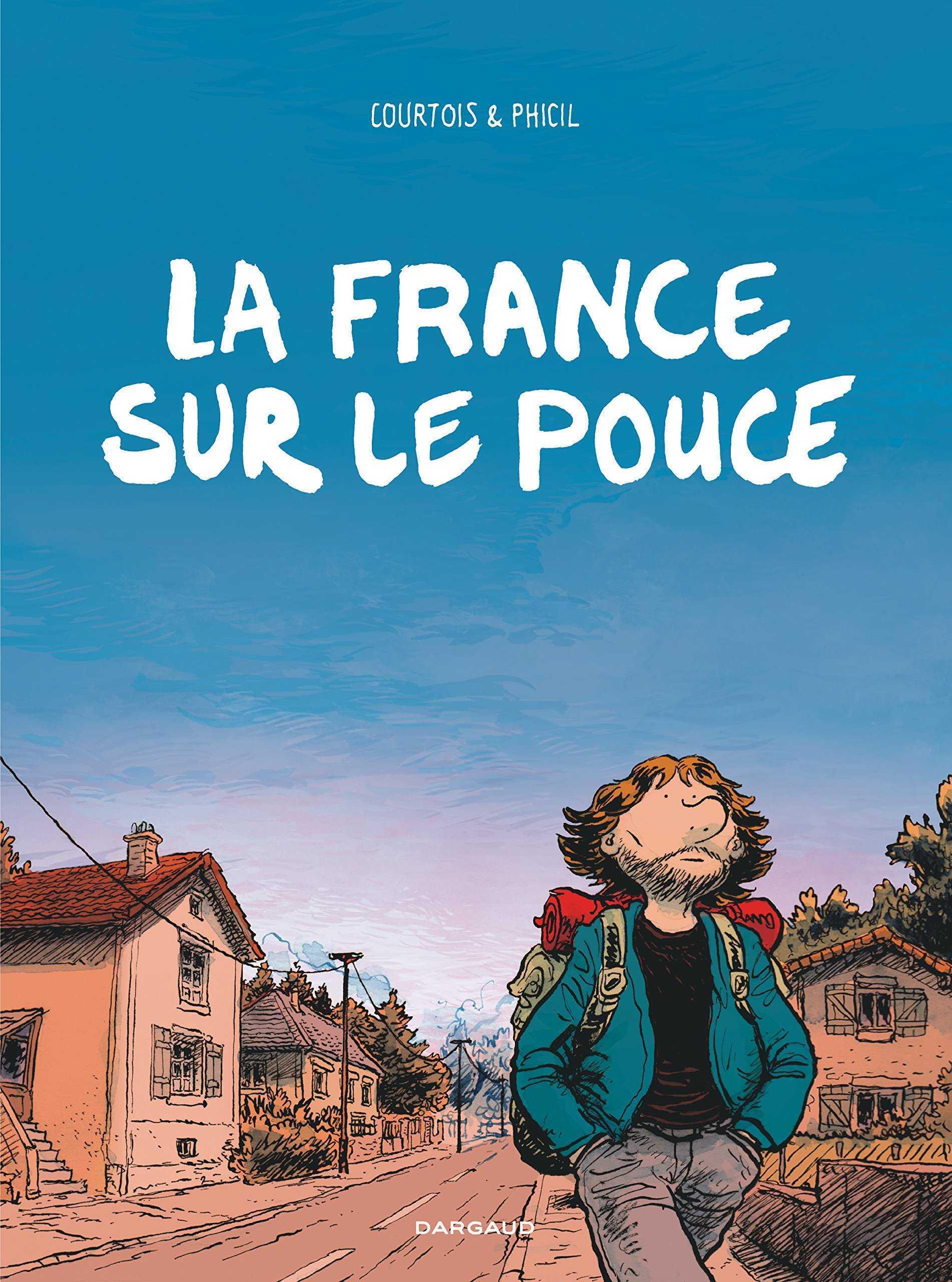 La France sur le pouce, balade en teintes douces