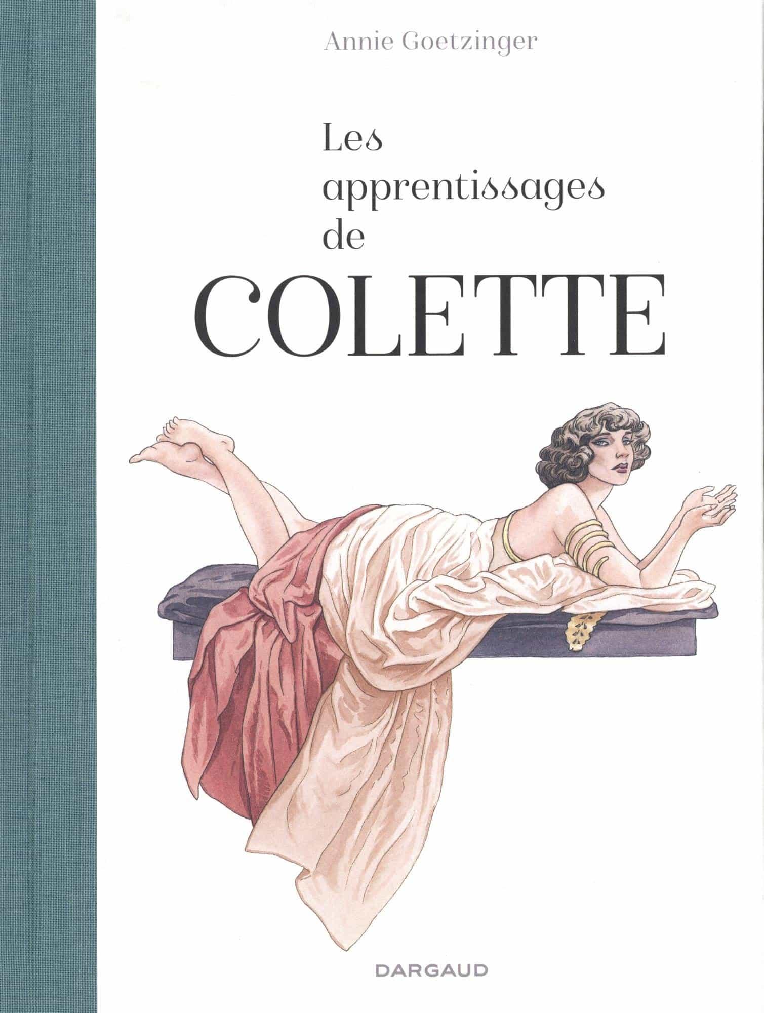 Les Apprentissages de Colette, femme libérée