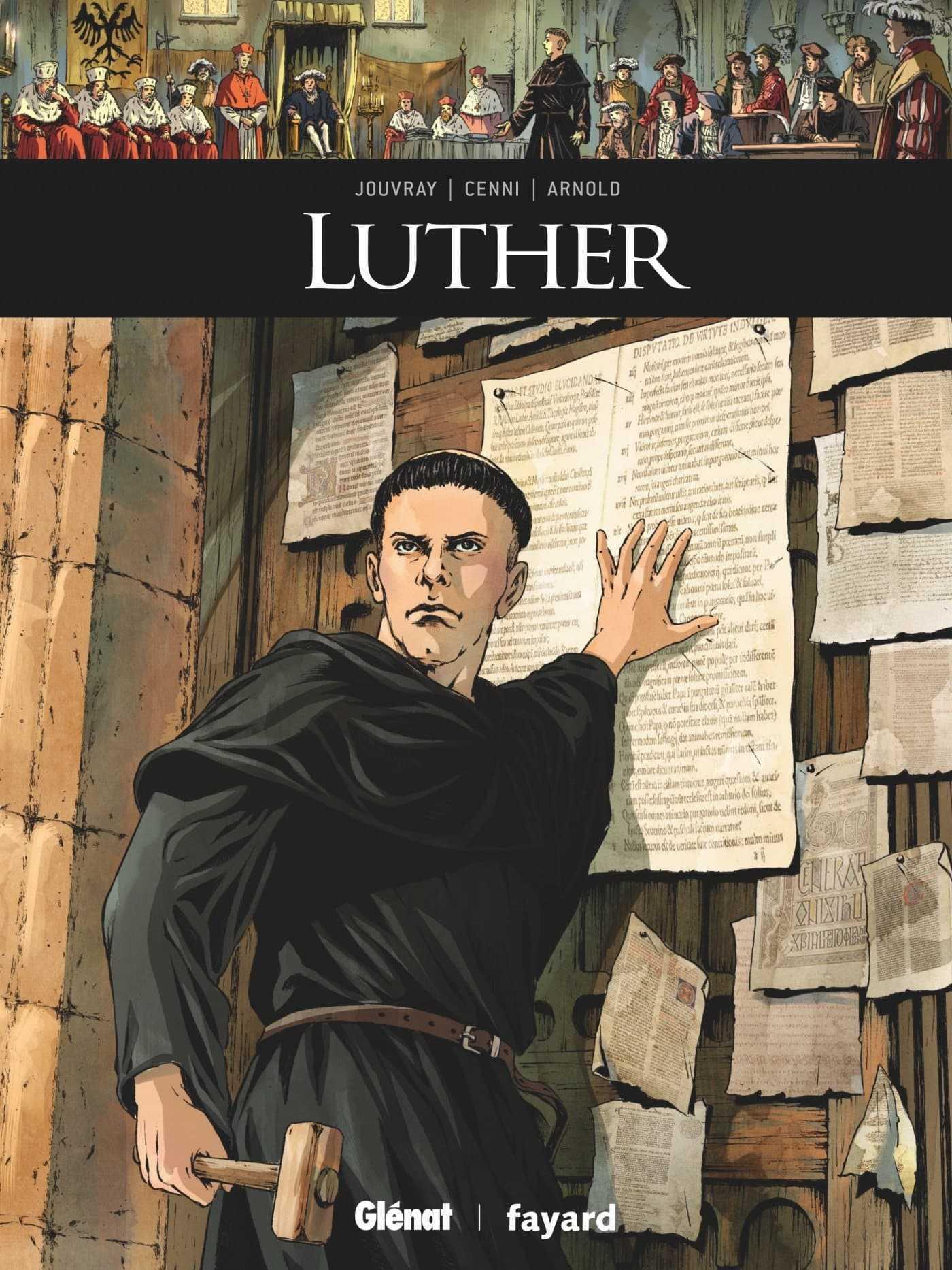 Luther et Lénine, deux destins qui ont changé le monde
