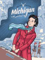 Michigan, avec Odette, épouse de guerre