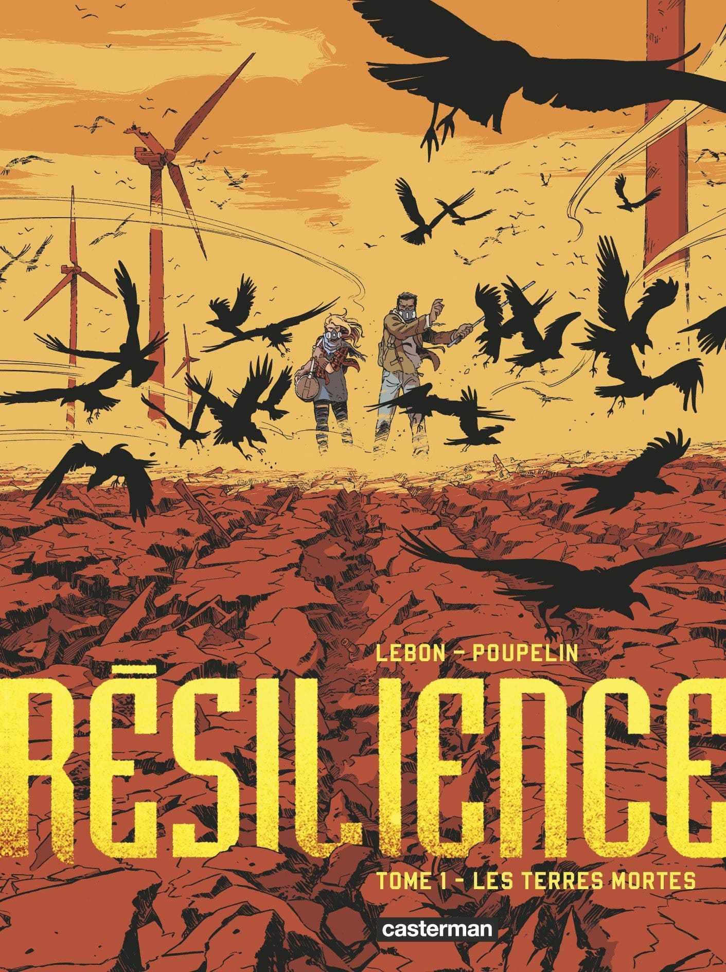 Résilience, un désert agricole