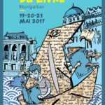 Comédie du Livre 2017 à Montpellier, les trois coups