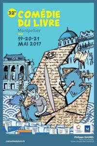 Comédie du Livre 2017