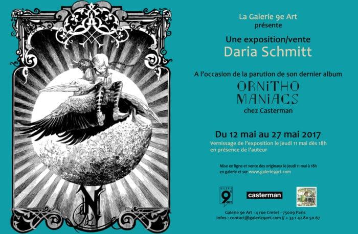 Exposition Daria Schmitt