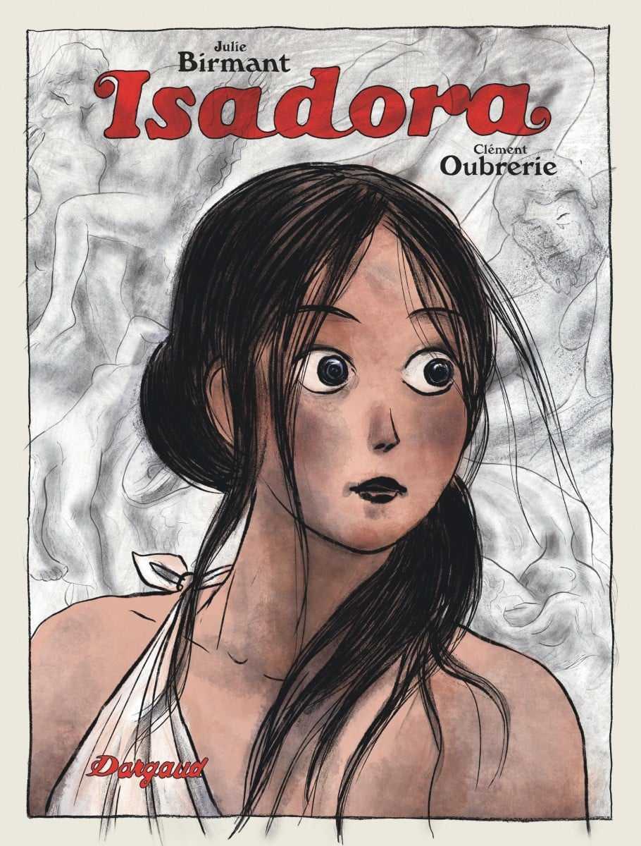 Isadora, une vie de feu avec Julie Birmant et Clément Oubrerie avant la Comédie du Livre