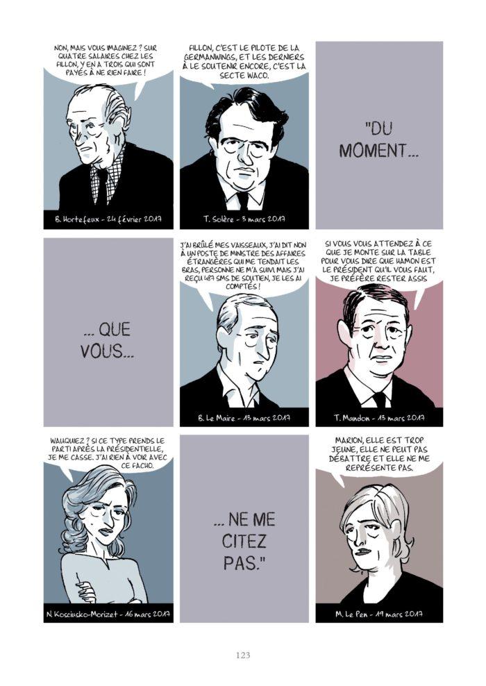 Dans les coulisses d'une campagne présidentielle folle