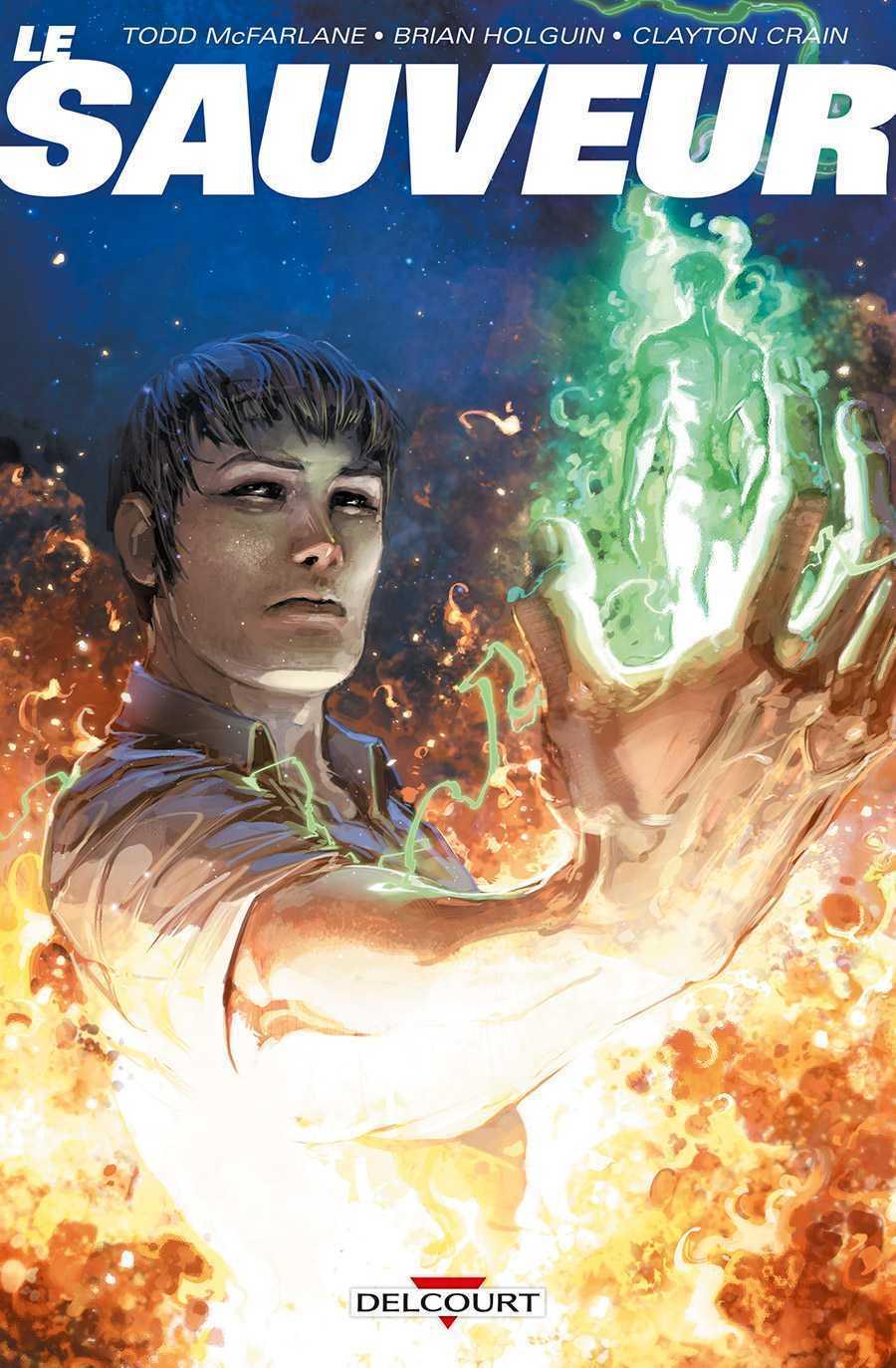 Le Sauveur, un inconnu aux étranges pouvoirs