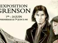 Olivier Grenson chez Maghen pour la fin des aventures de Niklos Koda