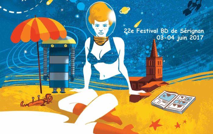 Festival BD de Sérignan 2017