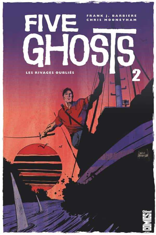 Five Ghosts T2, Fabian Gray héros possédé