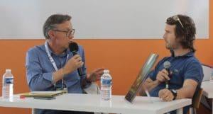 Jean-Laurent Truc et Jaouen