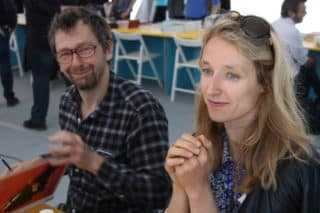 Clément Oubrerie et Julie Birmant