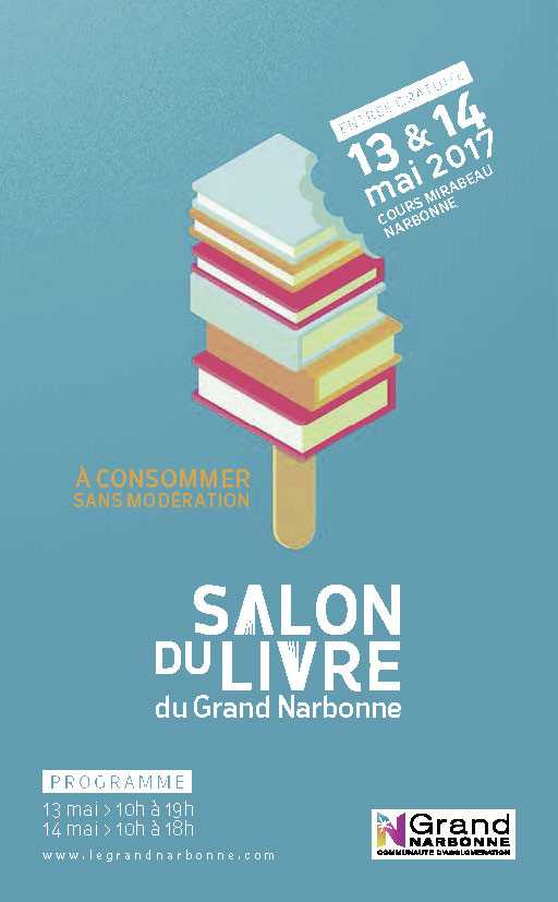 Salon du Livre du Grand Narbonne, BD et Cie au rendez-vous