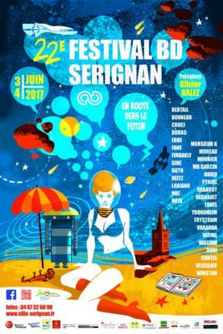 22e Festival de Sérignan, en route vers le futur
