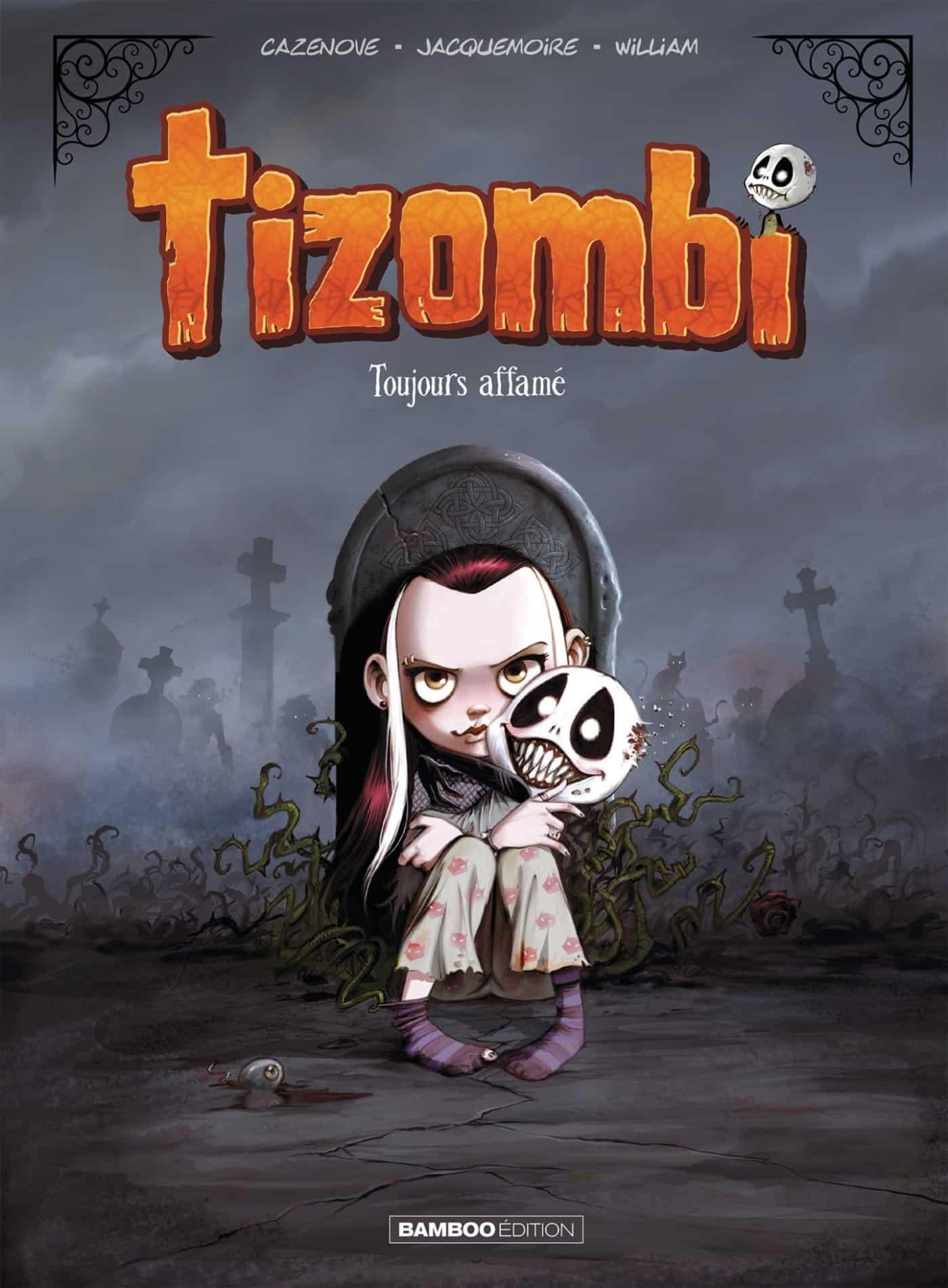 Tizombi, un appétit féroce et William à Sérignan
