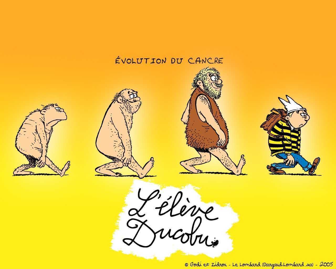 Ducobu, roi des cancres inspirés, adapté en dessin animé