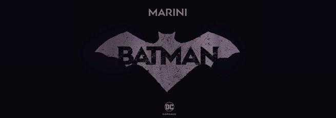 Enrico Marini adopte Batman pour deux albums