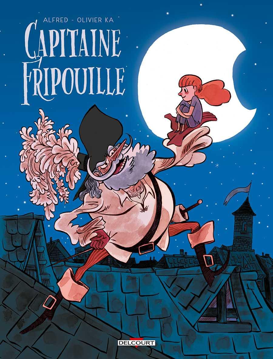 Capitaine Fripouille, Robin des Bois contre Scrooge