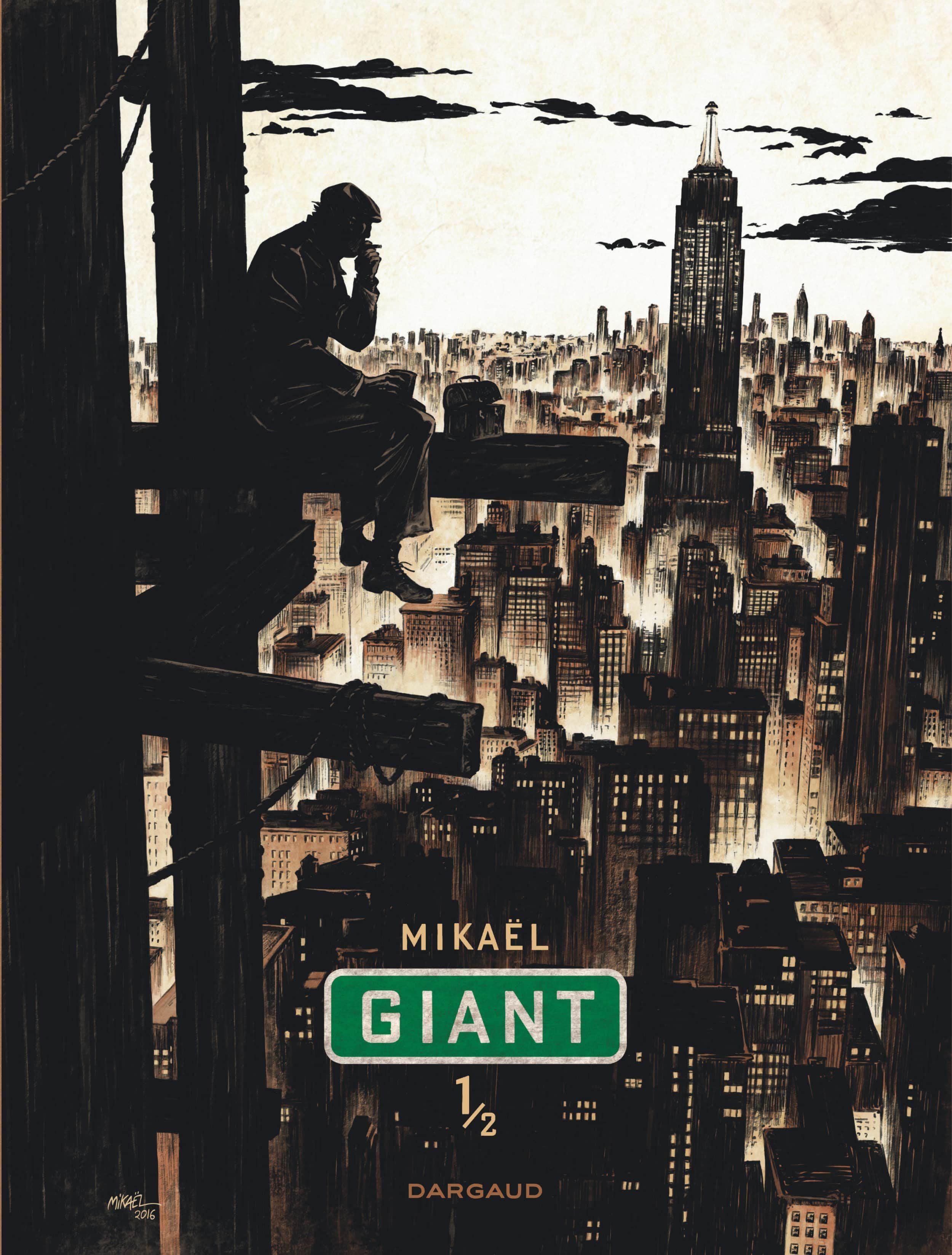 Giant, New York au plus haut des cieux