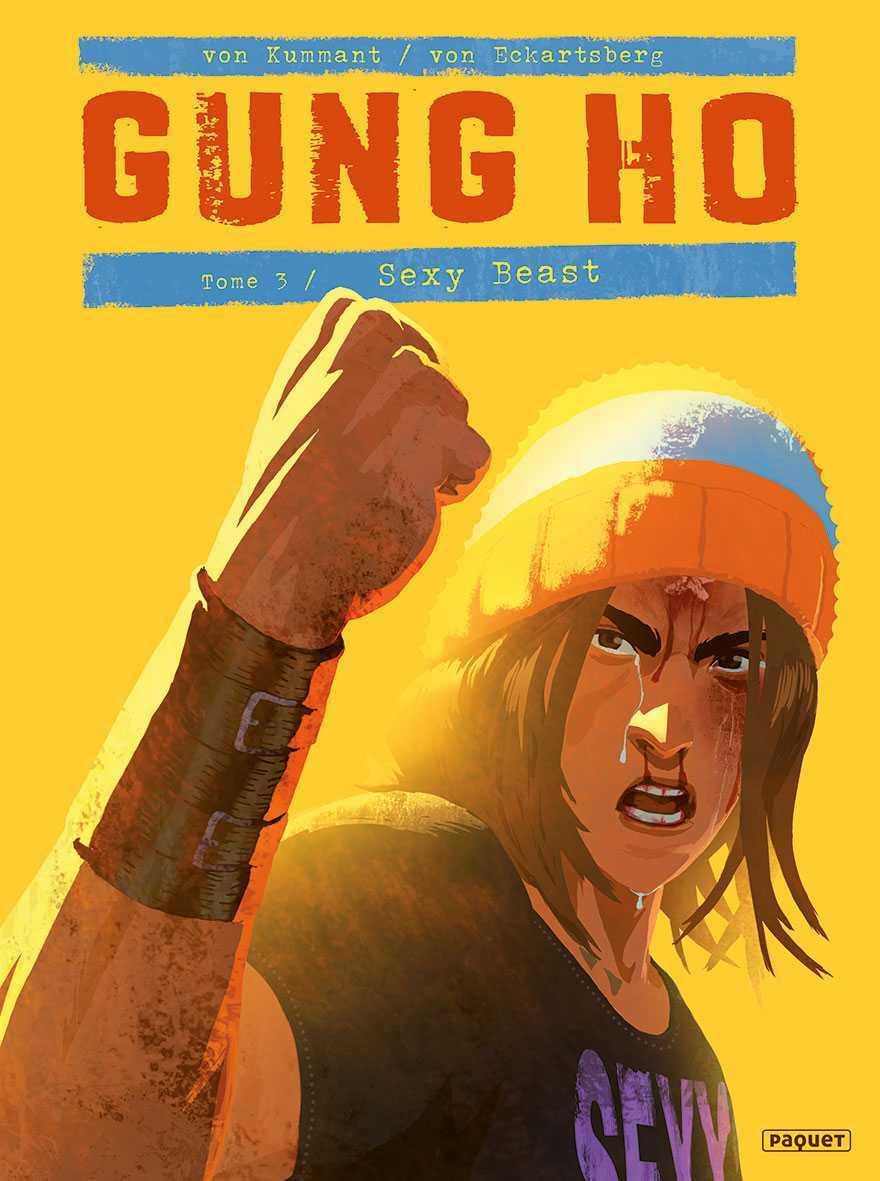 Gung Ho T3, ouverture sur l'extérieur