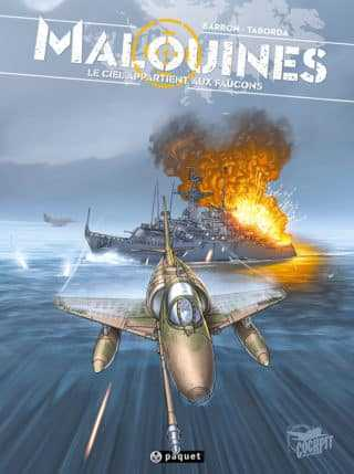 Malouines, des pilotes argentins héroïques