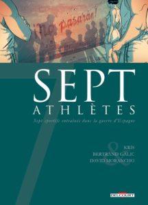 Sept athlètes