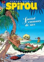 Spirou, un spécial vacances de rêve été 2017