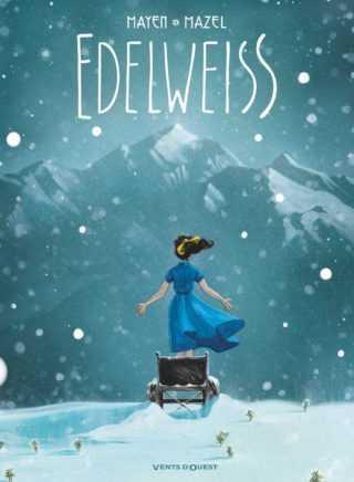 Giant et Edelweiss nommés au Prix des libraires BD 2017