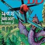 Festival BD de Sainte-Enimie 2017, c'est pour les 24 et 25 juin avec Arroyo et Buck Danny