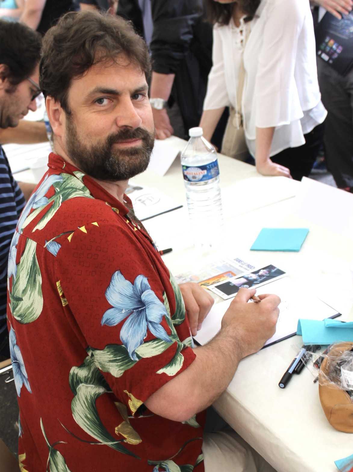 Dominique Bertail, après Infinity 8, signe un western transgenre avec Mondo Reverso