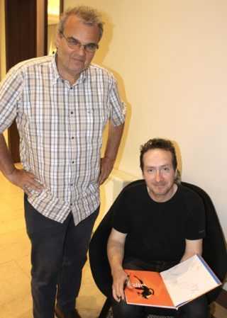 Stephen Desberg et Henri Reculé