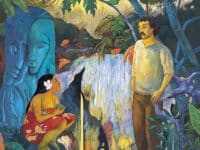 Festival de Sérignan, Gauguin de Fabrizio Dori (Sarbacane) prix de la Ville 2017