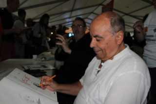 Gine et Hugues Labiano
