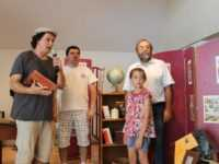 Augel, le lauréat du prix Canoë Kid. JLT ®