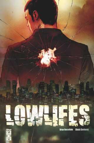 Lowlifes, Alexis Sentenac pour un comics noir et en dédicace à Lyon BD Festival