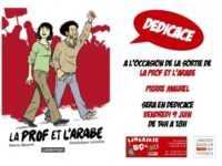 Maurel, Rubio, Efa à Narbonne les 9 et 10 juin chez BD et Cie