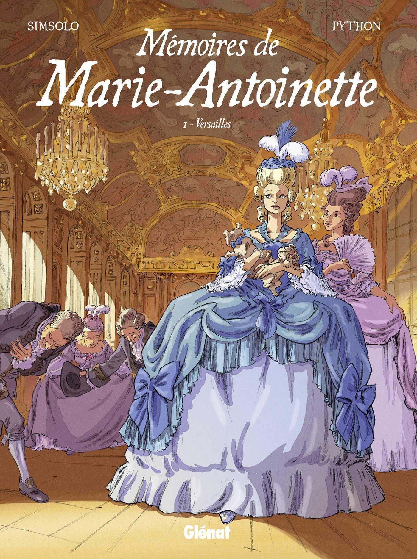 Mémoires de Marie-Antoinette, femme futile ou politique ?
