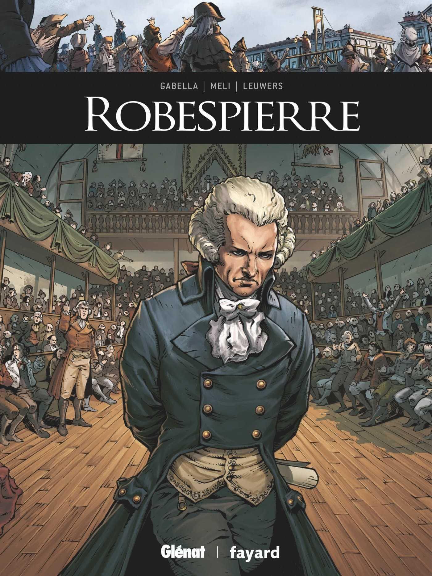 Robespierre et Clemenceau, des tribuns de caractère
