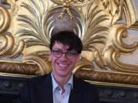Fabien Vehlmann, un sourire angélique. JLT ®