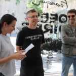 FIRN à Frontignan, Idées noires, Eric Stalner et polar sous toutes ses formes