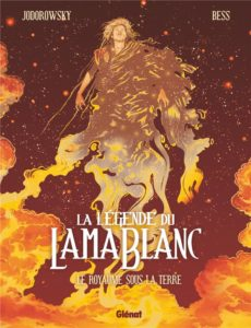 La légende du Lama Blanc